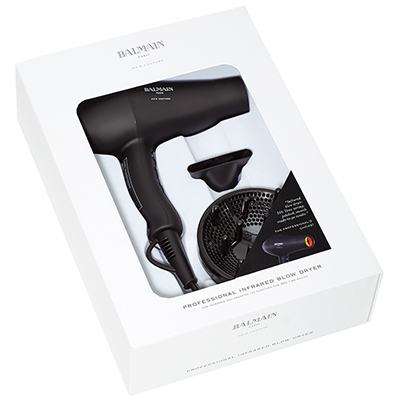Hair Blow Dryer Set Black