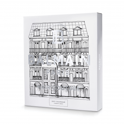 Limited Edition Gift Calendar white