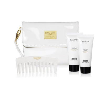 Limited Edition Cosmetic Bag -White