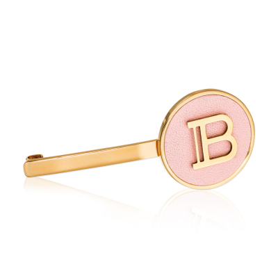 Limited Edition 18K Hair Slides -Pastel Pink